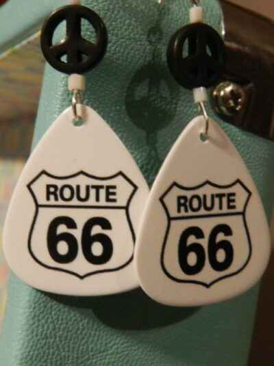 route-66-guitar-pick-earrings
