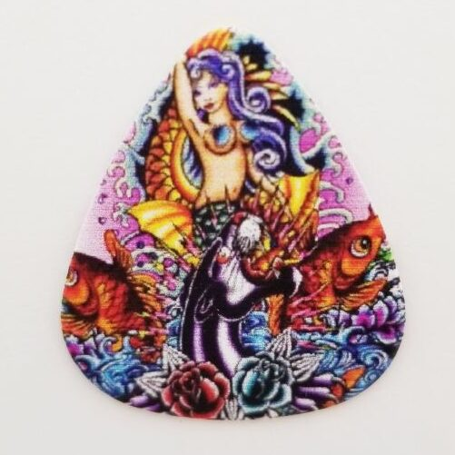 cougar_mermaid-guitar-pick